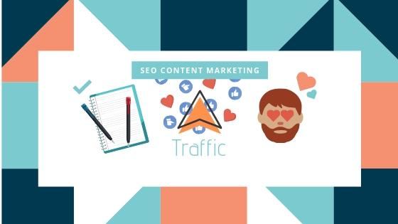 seo content marketing blog breakdown