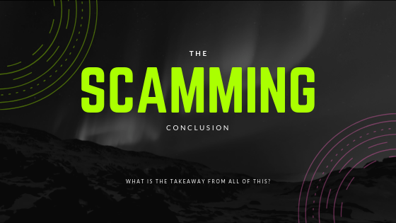 scam scammer scamming black hat seo content marketing