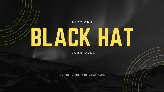 black hat marketing seo content